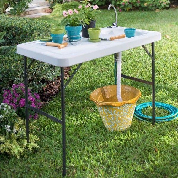 Die besten 25+ Spültisch Ideen auf Pinterest kleine Küche - outdoor k che kaufen