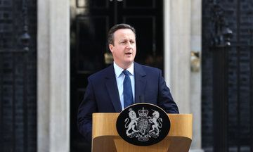 EU Referendum Result: David Cameron Resigns As Prime Minister Following Brexit Vote