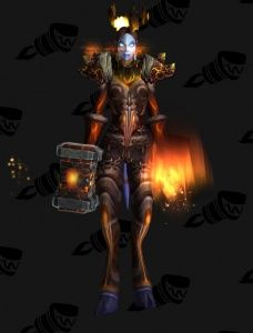 Fire_PvP - Outfit - World of Warcraft