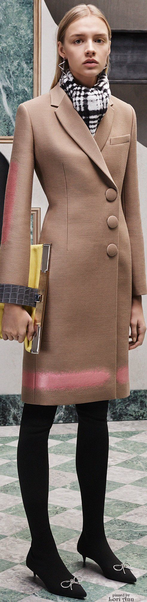 Balenciaga Pre-Fall 2015 | The House of Beccaria~