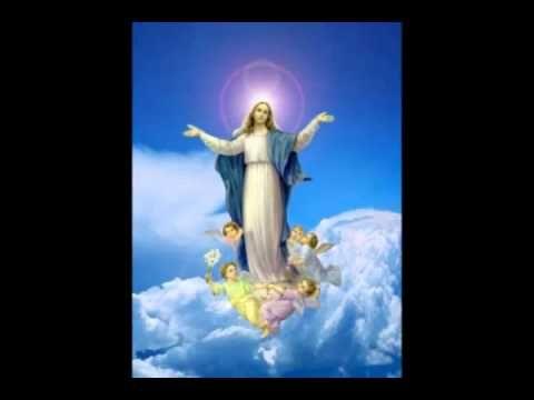 Maria passa na frente   Poderosa Oração - YouTube