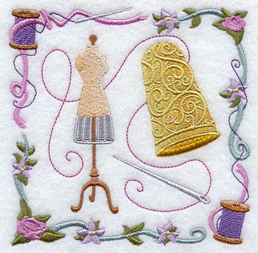 Machine Embroidery Designs at Embroidery Library! - Color Change - X7921