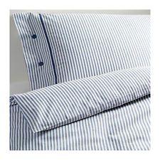 Ikea Duvet Cover - Twin - Nyponros Blue New