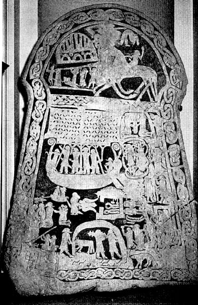The Ardre stone