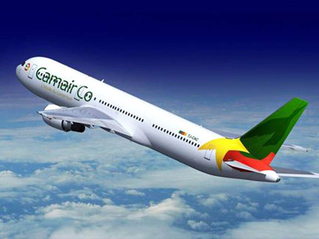 Cameroon Airlines - Camair CO