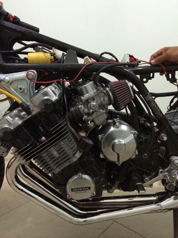 Motor cbx 1047