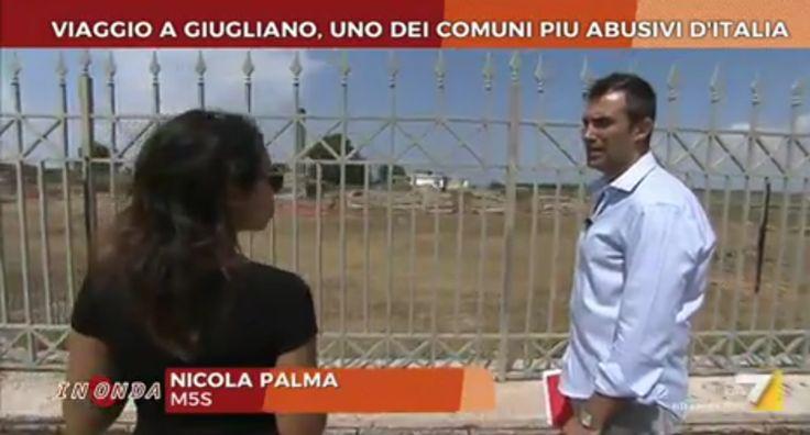 Abusivismo, viaggio a Giugliano con il consigliere Nicola Palma (M5S) - La Voce della Nazione