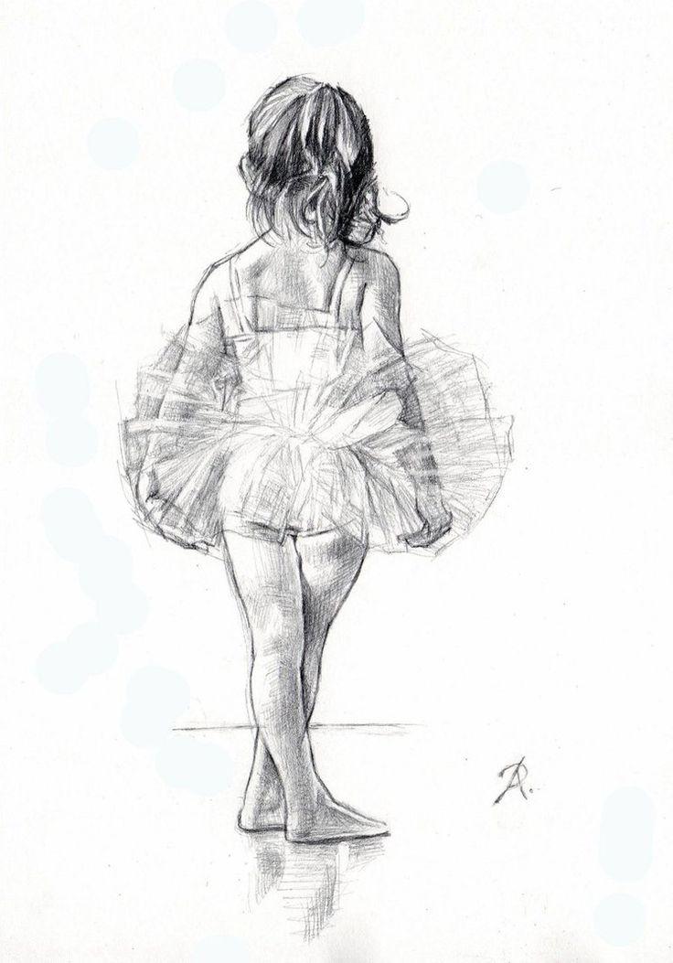 LITTLE BALLERINA by AbdonJRomero on DeviantArt