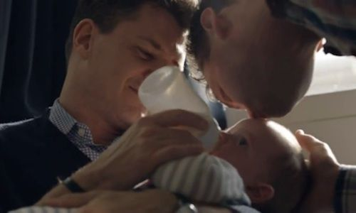 This Beautiful Honey Maid Graham Cracker 'Wholesome' Ad Includes A Same-Sex Family (Video) | The New Civil Rights Movement