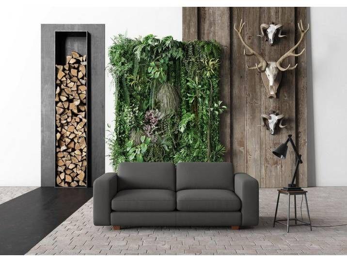 Machalke 2 5 Sitzer Valentino Mit Breiten Armlehnen Fusse Schwarz In 2020 Home Decor Furniture Couch