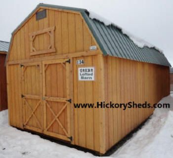 old hickory sheds barns and garages buy or rent to own with no credit check we deliver to wash idaho montana oregon utah