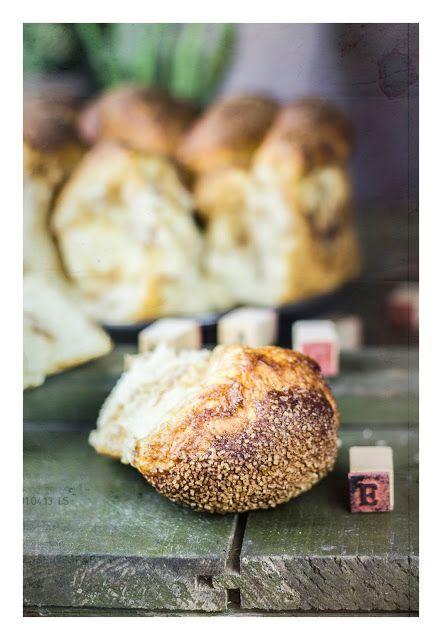 Małpi chlebek - monkey bread