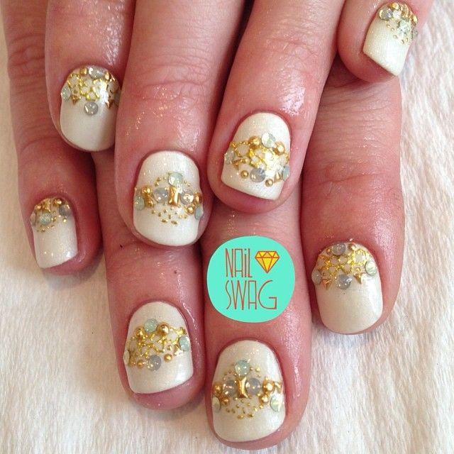 Instagram photo by nail_swag #nail #nails #nailart