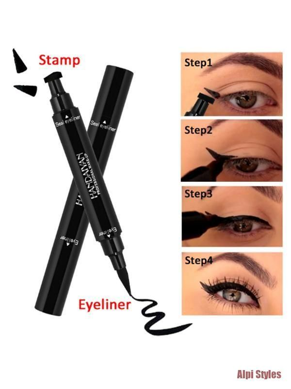 Best eyeliner tips for beginners how to apply double eyeliner for hooded eyes be... Eyeliner