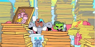 Watch Teen Titans Go! Season 1Episode 7 Hey Pizza! Online