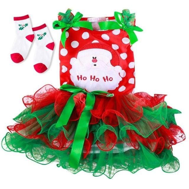 Memela Baby Christmas Outfit,Kids Christmas Long Sleeves Snowman Print Dress Clothing