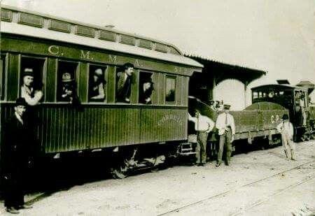 Estação Ferroviária de Vista Alegre do Alto - Cia Melhoramentos de Monte Alto - Anos 1930