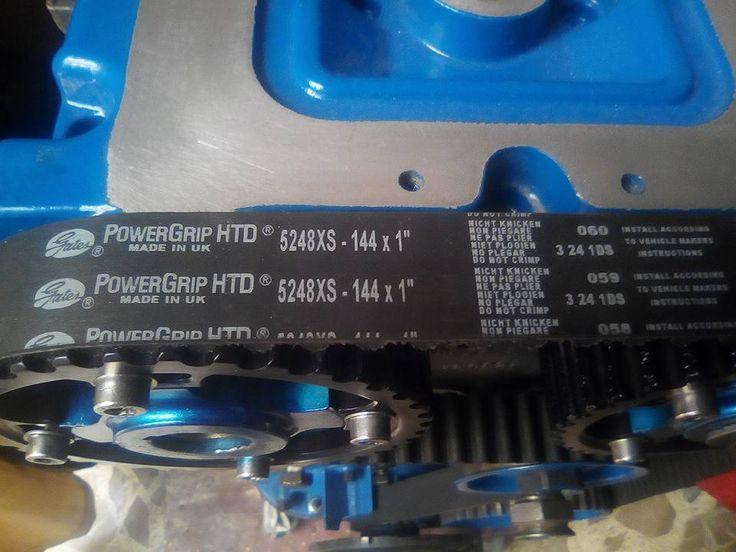 Cosworth yb Power grip Escort Sierra Sapphire rs 2wd 4x4 ,NEW GATES TIMING Belt
