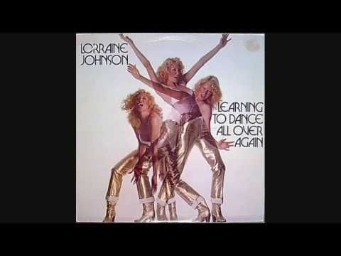 """Lorraine Johnson """"Feed The Flame"""" (12-inch version, 1978)"""