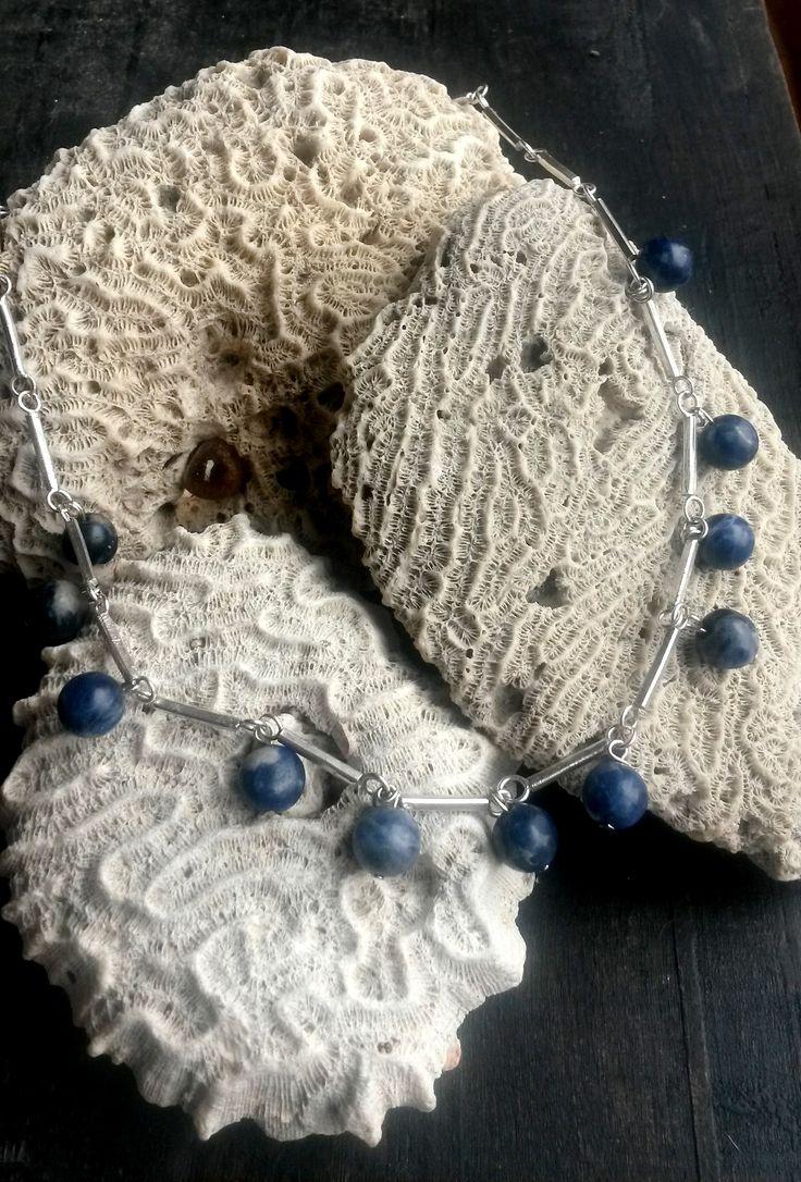 Collar Sodalita