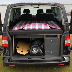 KAUA'I Camper – Stecksystem VW T5 – KAUAI Camper