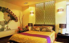 Fabulous Bedroom Design Yellow Walls