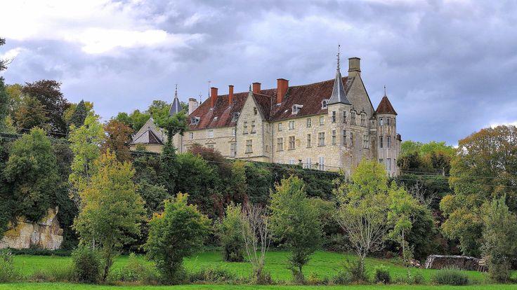 Dammartin Marpain chateau de montranbert