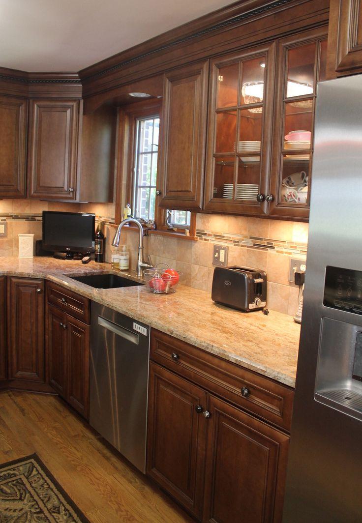 Home Depot Kitchen Cabinet Doors 2020   Glass kitchen ...