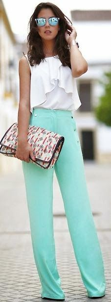 Awesome Summer Street Style Inspiration