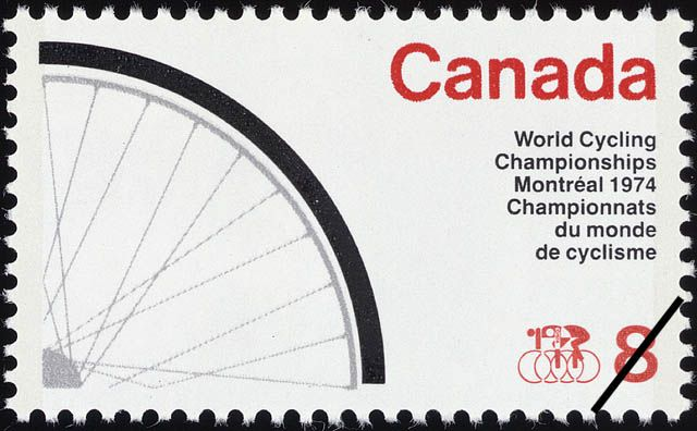 World Cycling Championships, Montreal (1974) by 1974.