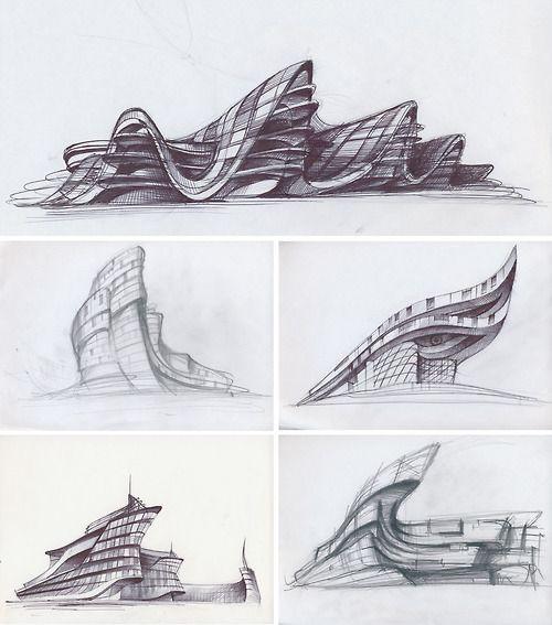 concept drawings architecture - Google'da Ara