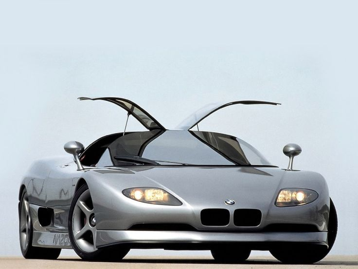 ItalDesign | BMW Nazca M12 | 1991 | classic | sport car