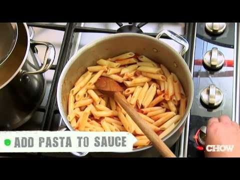 If You Drain Your Pasta Through A Colander, You're Making Pasta Wrong. You Should Never Do That – AWM