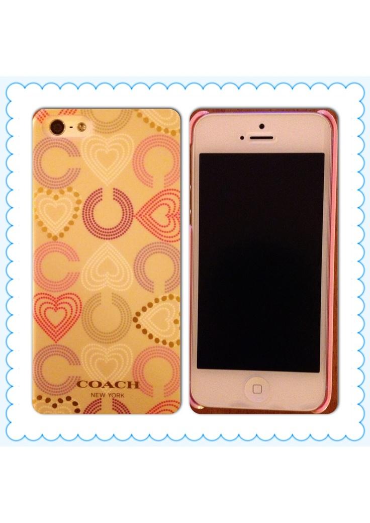Iphone X Coach