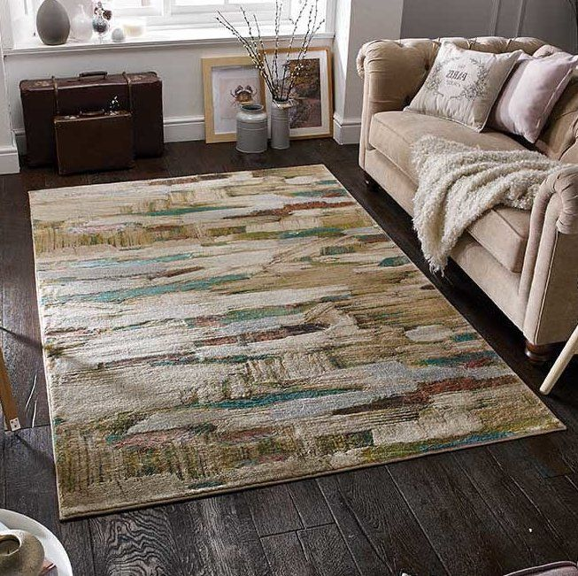 Ravenwood Grey/Cream Area Rug Area rugs, Interior design