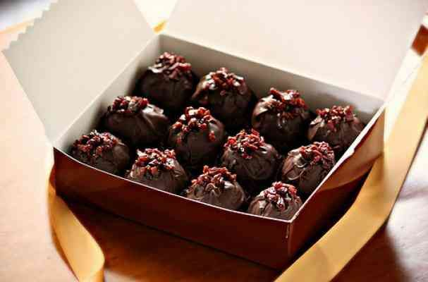 LollyMail chocolate gifts in word of mouth