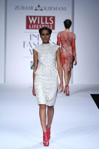 Ritu Beri. PCJ DCW 13'. Indian Couture.