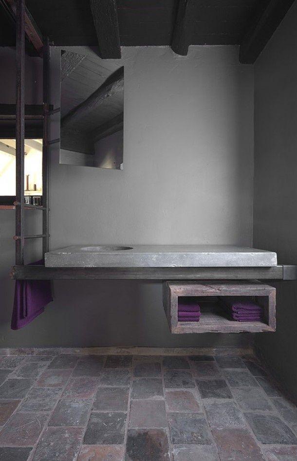 Bathroom by Dirk Cousaert