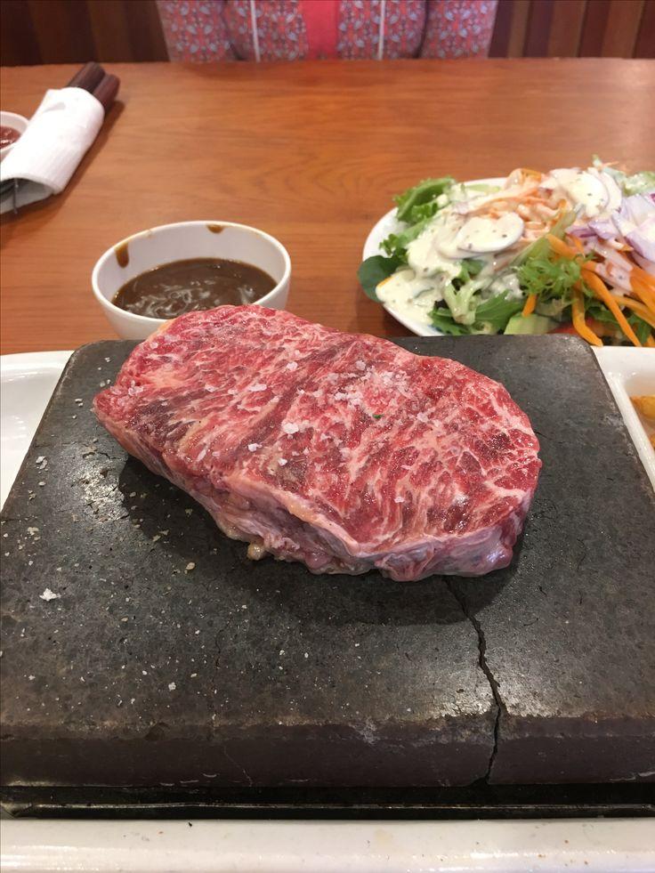 It's meat