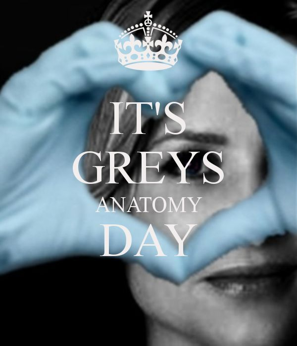 Grey's Day