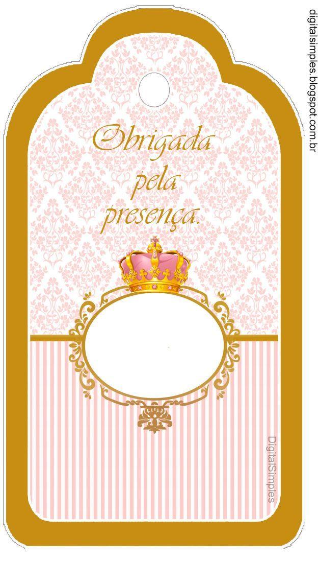 Tag+agradecimento+5x9++300+coroa+rosa+menina.jpg (626×1098)