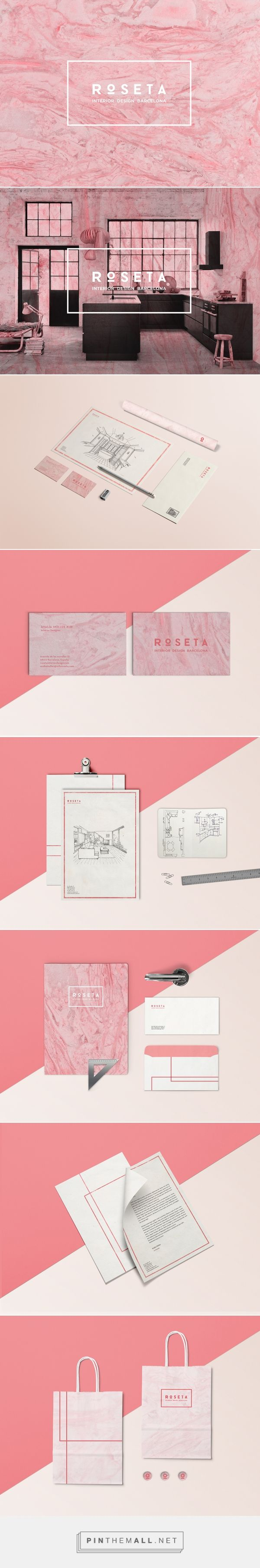 Roseta Interior Design Branding by Rhombus Design | Fivestar Branding Agency – Design and Branding Agency & Curated Inspiration Gallery