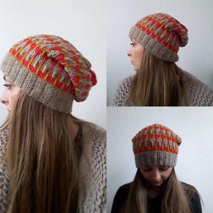 #slouchyhat #hat #crochet