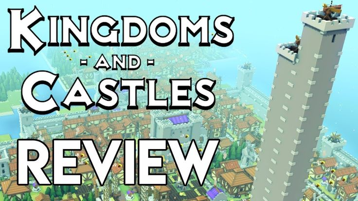 Kingdoms and Castles Review | Medieval City Builder Strategy