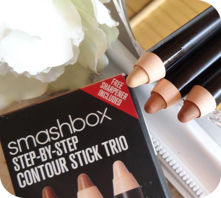 SMASHBOX STEP-BY-STEP CONTOUR STICK TRIO  