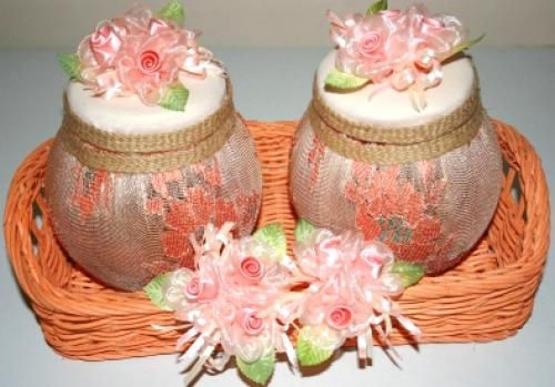 Toples hias Carnation Orange | TradMix
