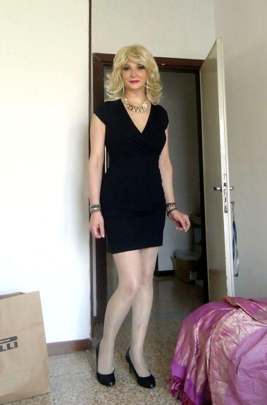 Mature Transvestites Flickr