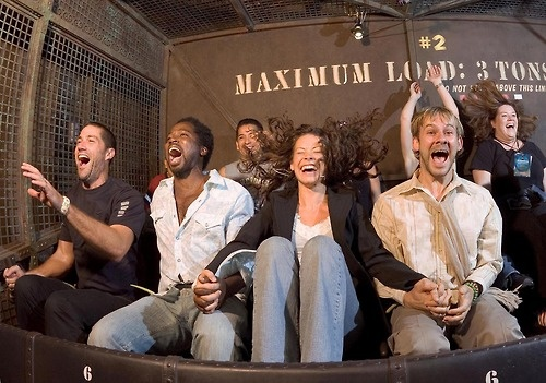 Cast of LOST.  Love this photo.