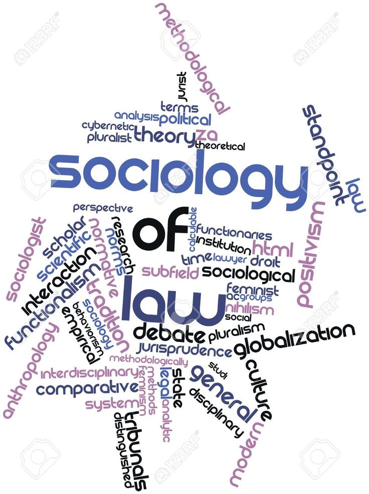 Abstract Word Cloud For Sociology Of Law With Related Tags And.. Stock Photo, Picture And Royalty Free Image. Image 16578559.