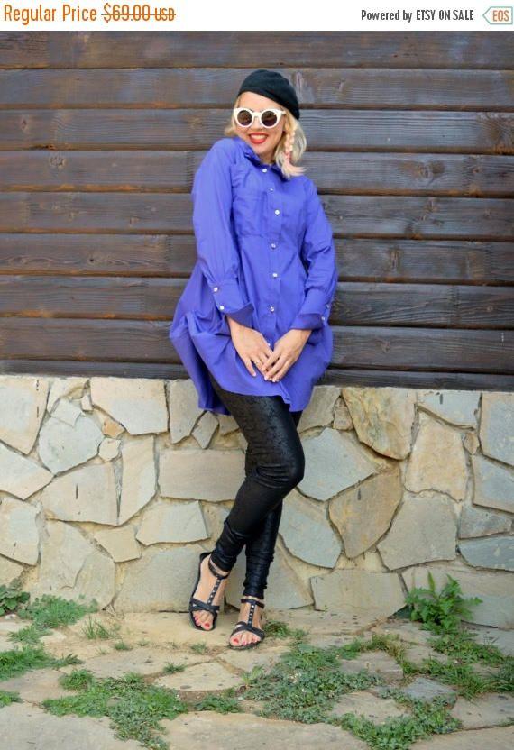 New in our shop! SALE 30% OFF Purple Cotton Blouse / Purple Shirt / French Cuff Shirt TT64 https://www.etsy.com/listing/244389143/sale-30-off-purple-cotton-blouse-purple?utm_campaign=crowdfire&utm_content=crowdfire&utm_medium=social&utm_source=pinterest